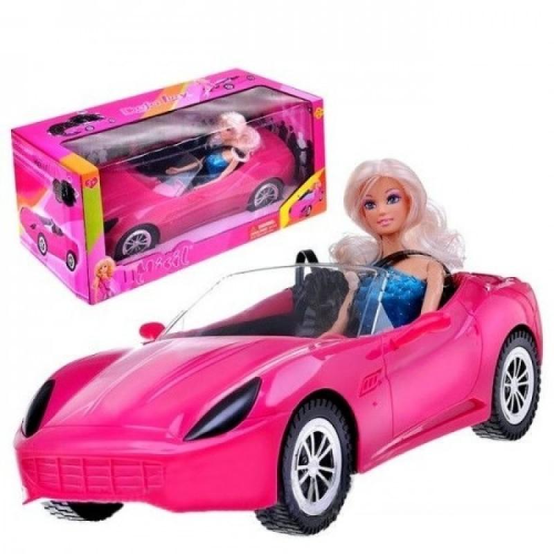 Кабриолет Барби (Defa 8228)