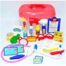 """Игровой набор в чемодане """"Чудо Аптечка"""" (Limo Toy M0460)"""